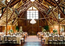 Elegant Rustic Barn Wedding Decorations
