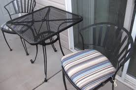 Meadowcraft Patio Furniture Cushions by Superb Wrought Iron Patio Furniture Vs Aluminum Tags Rod Iron