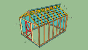 Loafing Shed Kits Oregon by Dorshed Free Shed Plans 9x12