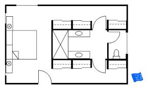 master bedroom bathroom closet layout image of bathroom