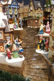 Dept 56 Halloween Village Retired by Sony Dsc Christmas Little Villages And Decorations Pinterest
