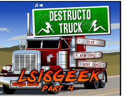 100 Destructo Truck LS16Geek 30 To 40 Minutes Of Game Play Into A One