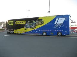 Pin By Jeff Bagley On NASCAR Haulers | Pinterest | NASCAR, Semi ...