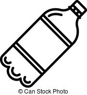 Soda Pop Drink Bottle vector