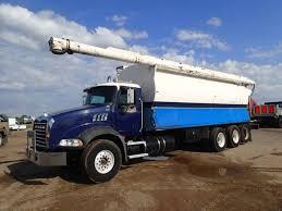 100 Feed Truck 2006 Mack S Granite Bulk Rice MN 123290356