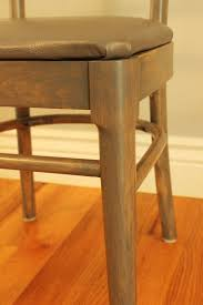 Used Wooden Captains Chairs by How To Refinish Wooden Dining Chairs A Step By Step Guide From