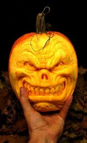 Largest Pumpkin Ever Carved by Pumpkin Art That Inspires Awe