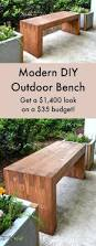 Wood Garden Bench Plans Free by Simple Outdoor Bench Benches Simple Wooden Garden Bench Plans