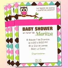 Invitaciones Baby Shower Bhúosbaby Showerbhúos 10000 En