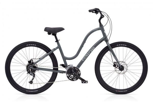 Electra Townie Women's Path 27D Matte Gunmetal / 27D | 27-Speed