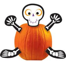 Pumpkin Push Ins by Specialty Pumpkin Clipart Collection