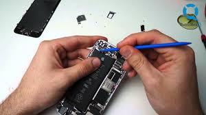 Reparatie iPhone 6 contact cu lichid iPhone 6 water damage