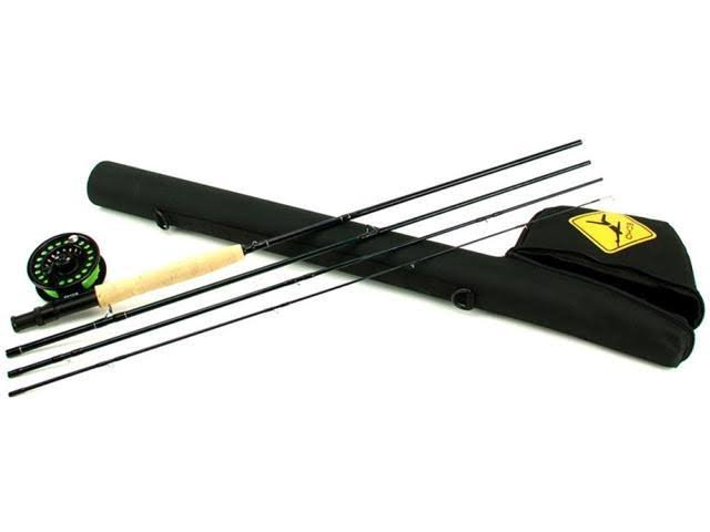 Echo Base Fly Rod Kit - 9'