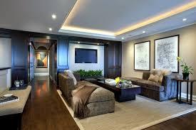 indirect ceiling lighting offers comfort interior design ideas
