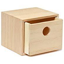 boite a tiroirs en bois fr cube tiroir rangement