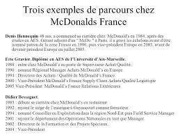 siege mcdo mcdonald s un réseau de franchisés ppt télécharger