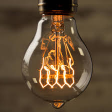 pear vintage style light bulb by william watson