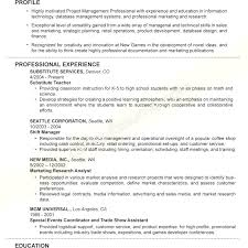Examples Of Job Resumes For College Students Really Good Resume And Get Inspired To Make Your