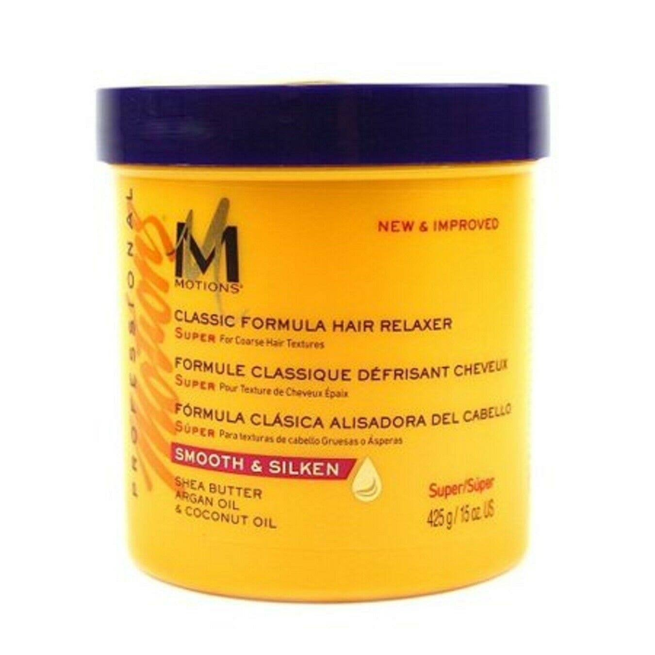 Motions Hair Relaxer Super 15 oz