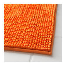 Orange Bath Rugs With Excellent Inspiration