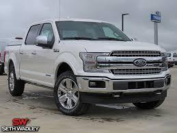 100 V6 Trucks For Sale 2018 D F150 Lariat 4X4 Truck Pauls Valley OK JFD95978
