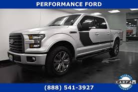 100 Short Bed Truck Used 2017 Ford F150 For Sale At Performance Ford Lincoln VIN
