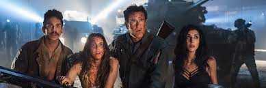 Fire Trapped On The 37th Floor Cast by Zeen U0027ash Vs Evil Dead U0027 Season 3 Images Tease The Next Blood