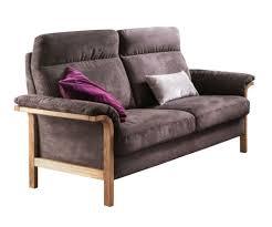 2 sitzer sofa mit holzarmlehne möbelhaus pohl wilhelmshaven friesland