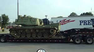 M247 Sergeant York At The Tennessean Truckstop - YouTube
