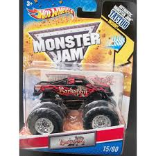 2011 Hot Wheels Monster Jam 1st Edition #15/80 BARBARIAN 1:64 Scale ... Drawing Of Monster How To Draw A Cool Tattoo Sstep Truck Party Ideas At Birthday In A Box Tattoos Cars Trucks Motorcycles From Smilemakers To Step By Pop Culture Free Jam Temporary 2011 Monster Timeflys 56 1854816228 Tattoos72 Tattoos Per Package Fun Express Inc 1461042 Pineal Model 18 24g Skelton King Sg801 Brushed Ink Little Globalbabynz 64 Chevy Y Twister Tattoo Santa Tinta Studio Tj Facebook Truck Body Shop The Kids Got Monster