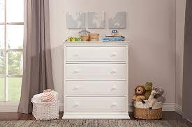 Davinci Kalani Combo Dresser Hutch by White Dressers U0026 Storage Davinci Baby