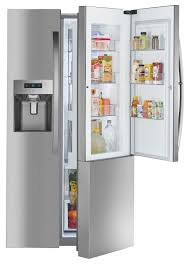 Counter Depth Refrigerator Dimensions Sears by Kenmore Elite Side By Side Refrigerator Freezers 19 1 Cu Ft