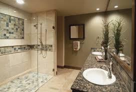 Mosaic Bathroom Mirror Diy by Black Glass Ceramic Mosaic Backsplash Bathroom Remodel Ideas On A