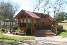 OEMs Providing Park Models Cabins & Yurts Woodall s Campground