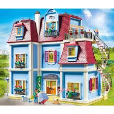 playmobil konstruktions spielset mein großes puppenhaus 70205 dollhouse 592 st made in germany