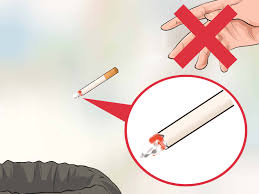 The Best Way To Enjoy A Cigarette - WikiHow Kick Butts Day Lights Up On New Trends In Smoking Industry The Burning Fall Leaves May Be Hazardous To Your Health Best 25 Small Backyards Ideas Pinterest Patio Small Nonas Cottage Outdoor Overhaul Amber Interiors Backyard Lighting 55 Best Modern Outdoor Lighting Images Unique Solar Fairy Indoor Solar Taking The Sting Out Of Summer How Avoid A Bee Or Wasp 5 Scary Ways Light Up Yard For Halloween Two Dc Police Officers Rescue Man Trapped Burning House I Think Saw You My Sleep Retratos Sleep