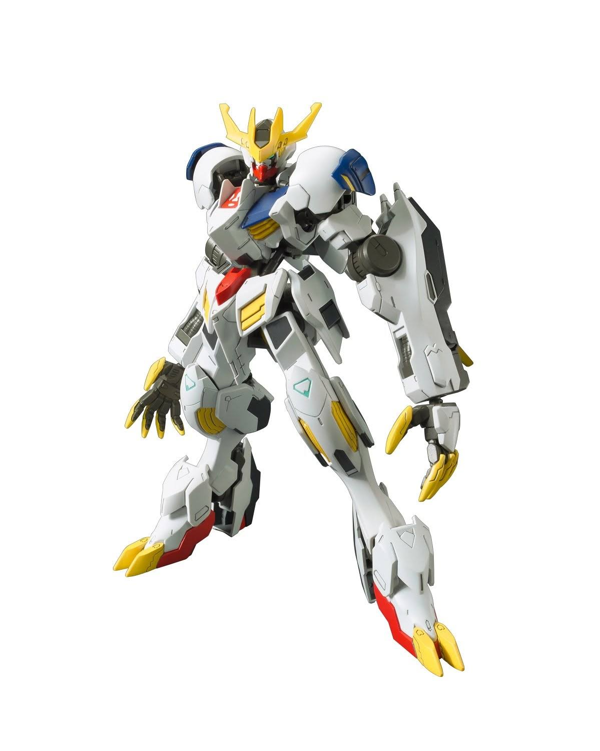 Bandai Barbatos Lupus Rex Gundam Model Kit - 1/144 Scale