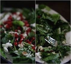 Eden Organic Pumpkin Seeds Where To Buy by Pomegranate Salad With Toasted Pumpkin Seed Vinaigrette