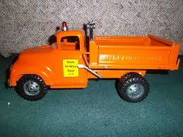 100 Tonka Metal Trucks Utility Dump Truck With Mack Tandem For Sale And Battat Or Kenworth
