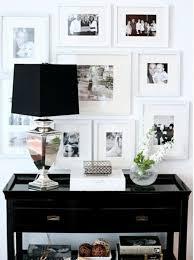 einrichten mit farben schwarze wandfarbe und schwarze möbel