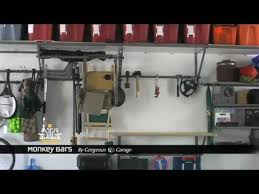 Introduction to Monkey Bars Garage Storage Solutions