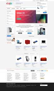 Ebajes - Free Responsive Electronics Magento CE Theme (Version 1.9 ... Print Store Magento Theme Online Prting Template New Free 2 Download From Venustheme Ves Fasony Bigmart Pages Builder 1 By Venustheme Themeforest Ecommerce Themes Quick Start Guide To Working With Styles For A New Theme 135 Best Ux Ecommerce Images On Pinterest Apartment Design Universal Shop Blog News Tips 15 Frhest Templates Stationery 30542 Website Design 039 Watches Custom How Edit The Footer Copyright Nofication