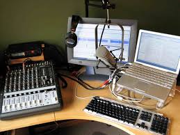 Studio Home Semipro And Professional Rhyoutubecom Photos From Audio Tech Junkiesrhtoddmillettcom Music Setup