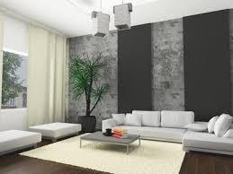 wandgestaltung wohnzimmer grau interior design living room
