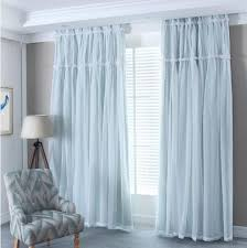 rideau pour chambre a coucher sunnyrain 1 pièce couche de luxe rideau pour chambre à