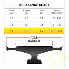 Truck Size Chart Buyers Guide Skateboard Trucks | Rocketsbymelissa.com