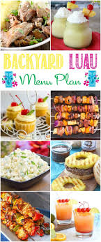 Backyard Luau Menu Plan Is Packed Full Of Appetizers, Sides, Main ... Best 25 Outdoor Party Appetizers Ideas On Pinterest Italian 100 Easy Summer Appetizers Recipes For Party Plan A Pnic In Your Backyard Martha Stewart Paper Lanterns And Tissue Poms Leading Guests Down To Freshments Crab Meat Entertaing 256 Best Finger Foods Ftw Images Foods Bbq House Wedding Hors Doeuvres Hors D 171 Snacks Appetizer Recipe Ideas Southern Living Roasted Fig Goat Cheese Popsugar Food