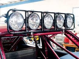 129 0605 12 Z honda Ridgeline Trophy Truck lights
