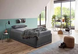 westfalia schlafkomfort polsterbett texel standardhöhe mit zierkissen inkl bettkasten bei ausführung mit matratze
