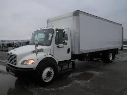 2015 FREIGHTLINER M2 106 24 FT BOX VAN TRUCK FOR SALE #11256